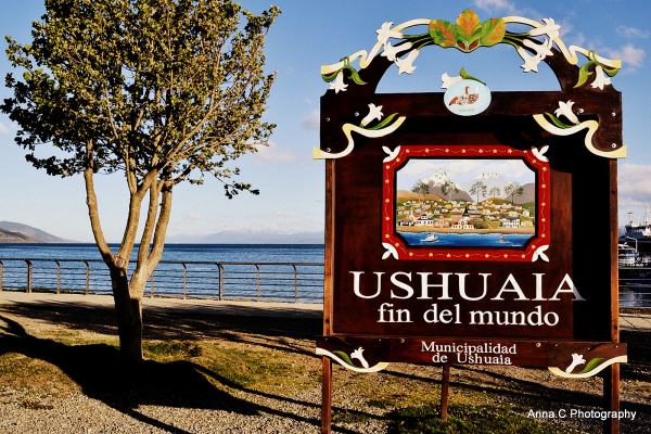 Ushuaia - Fin del Mundo # 1
