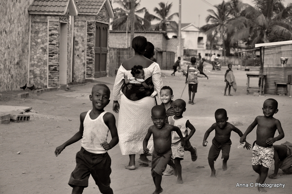 les enfants de Baguida # 2