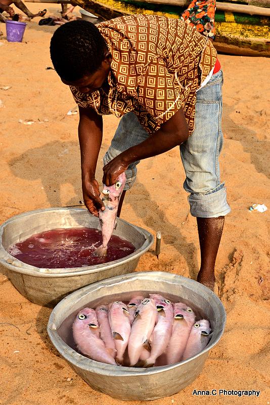 Les pêcheurs de Lomé # 6