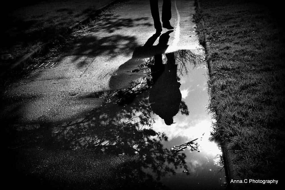 Je suis l'ombre de ton ombre