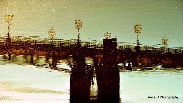 le pont englouti