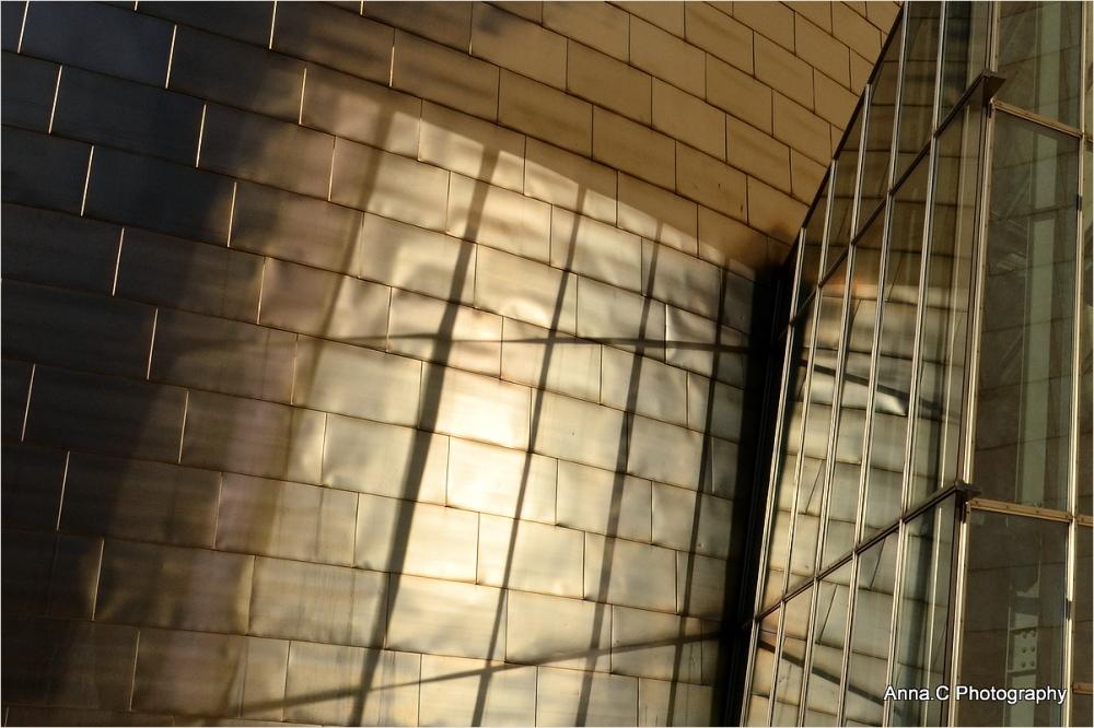 Guggenheim Bilbao # 10 - Reflets de lumière