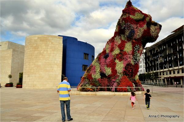 Guggenheim Bilbao # 41 - Puppy