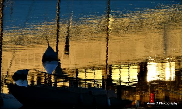 Laisse les gondoles à Venise