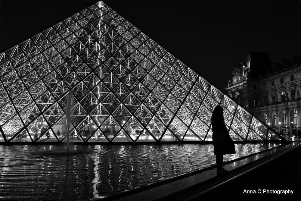 Le fantôme du Louvre