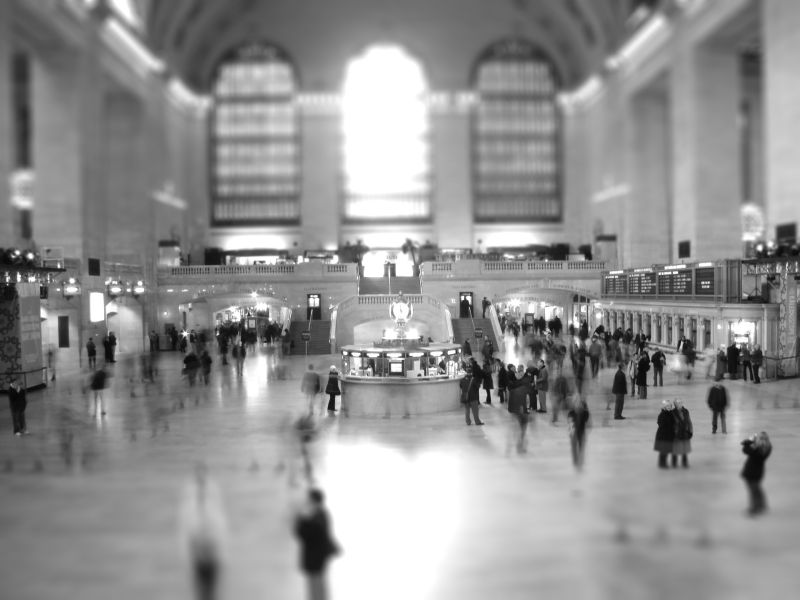 Grand Central Station, New York, US