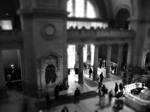 Metropolitan Museum, MET, New York, US, travel