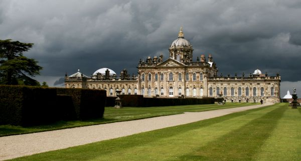 castle Howard, yorkshire, spring