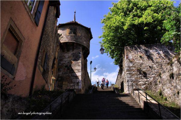 Flâner dans la vieille ville II