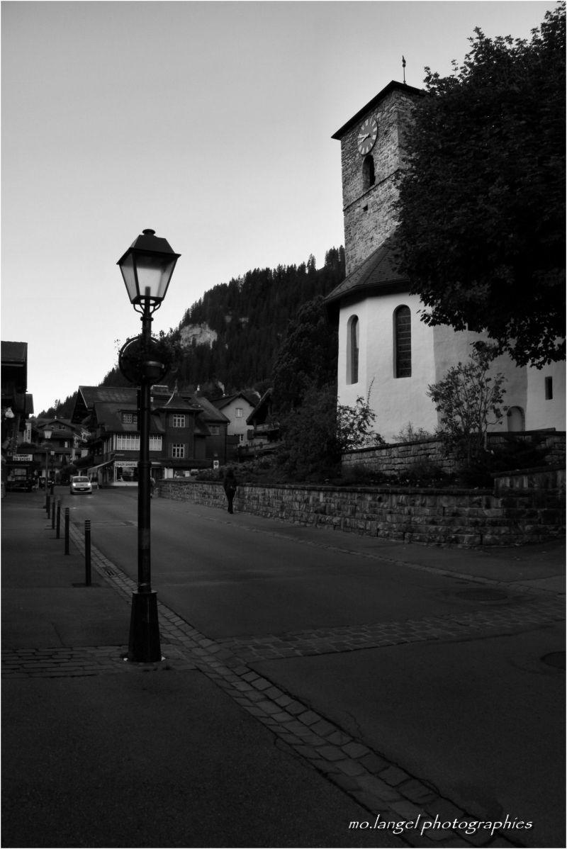 Le petit village