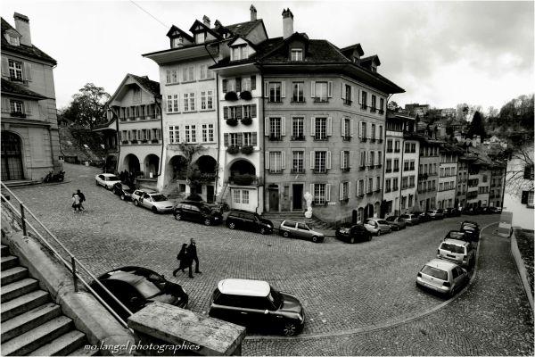 Dans les rues de Berne