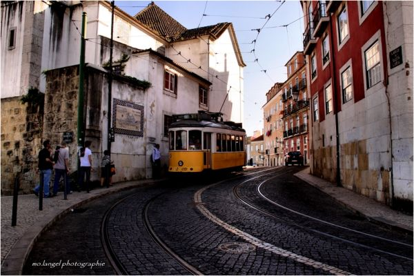Dans les rues de Lisbonne III