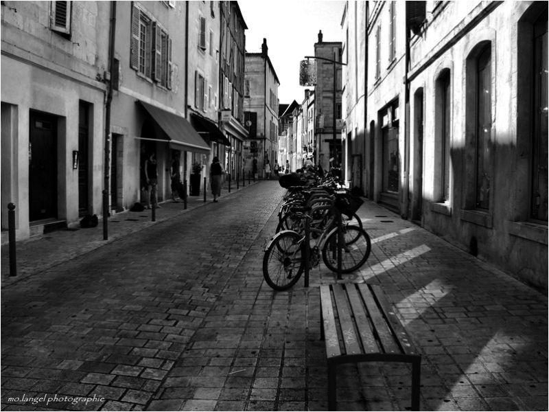 En Flânant dans les rues