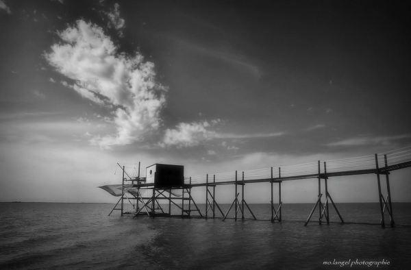 Le nuage et la cabane du pêcheur