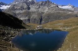 Le miroir du lac