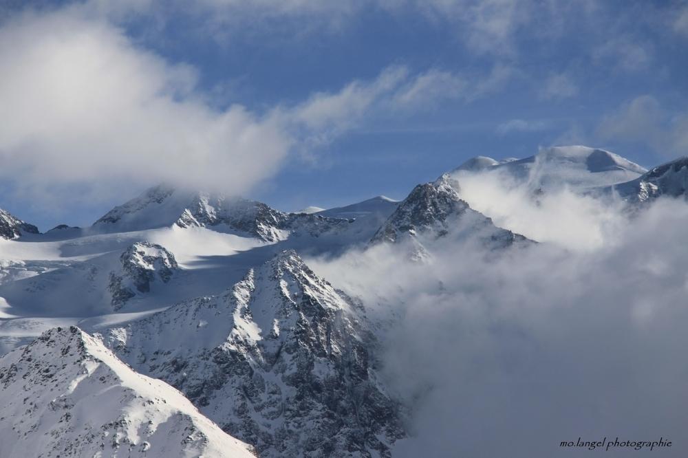 Quand la montagne se dévoile