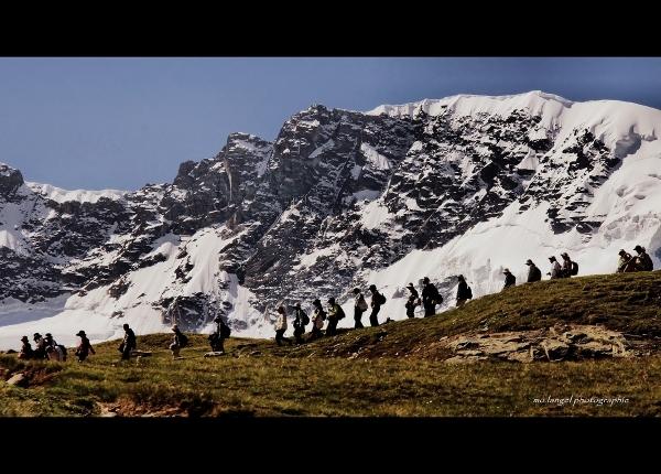 A l'assaut de nos montagnes