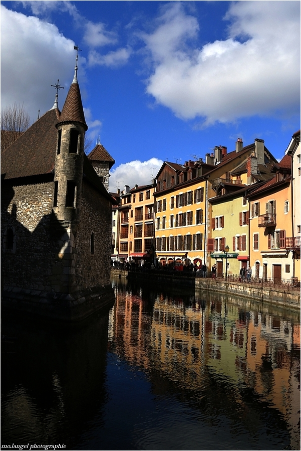 Reflets d'Annecy