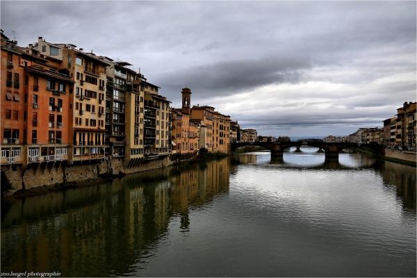 Sur l'Arno