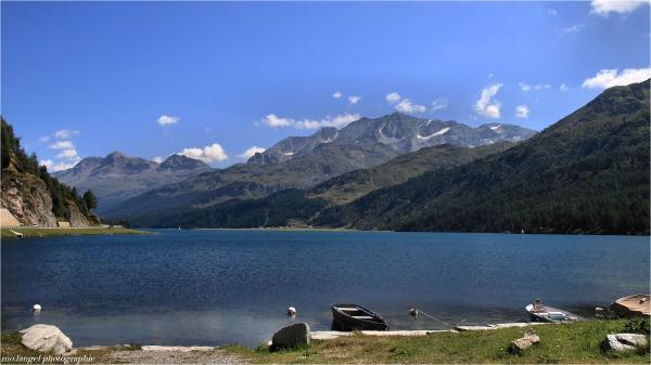 Le lac de Sils