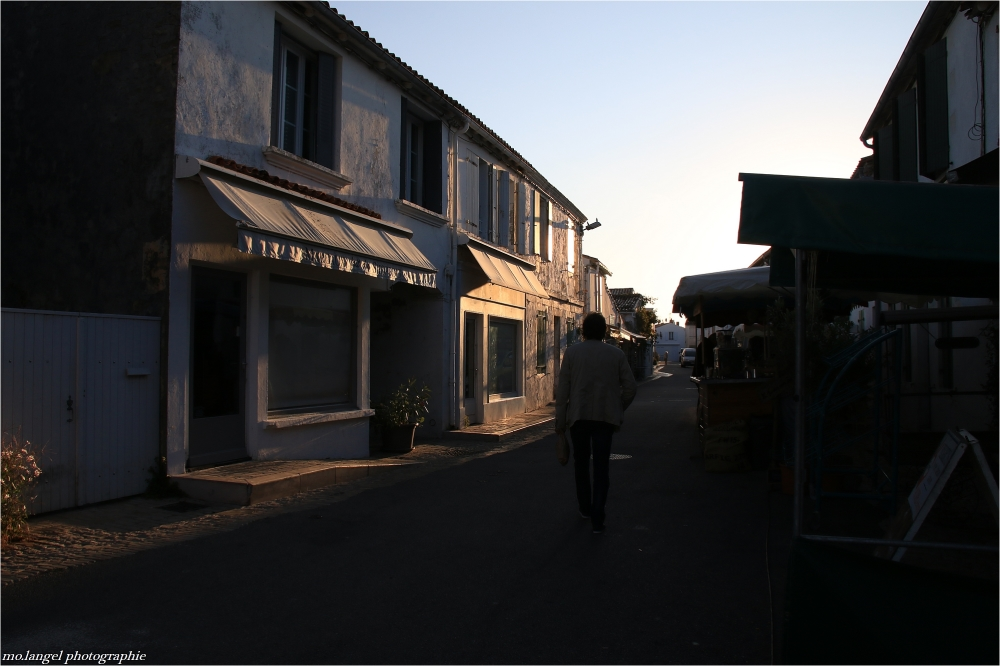Promenade matinale