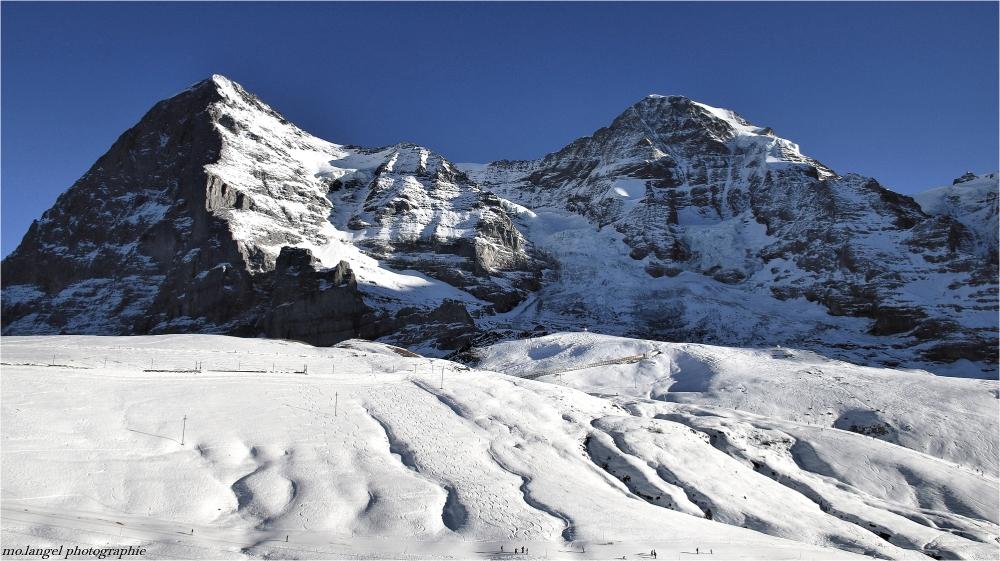 La montagne en hiver