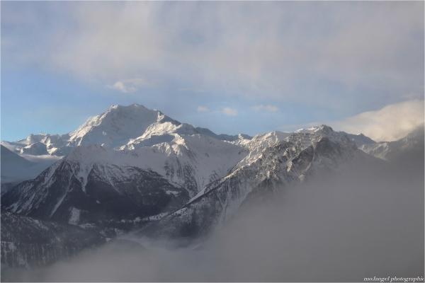 Entre brume et nuages