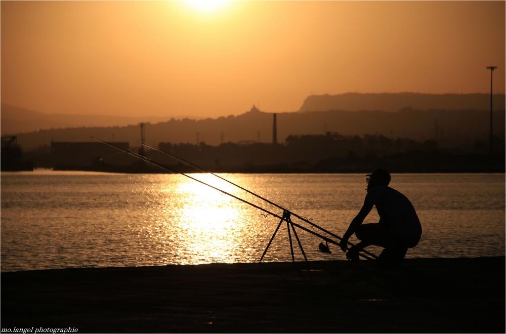 Le pêcheur de lumière