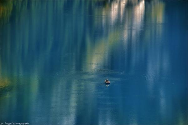 Le pêcheur de reflets