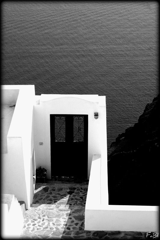 ouvrir la porte vers...