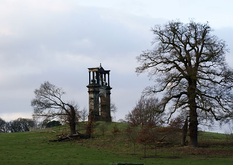 Monument @ Shugborough Hall Estate