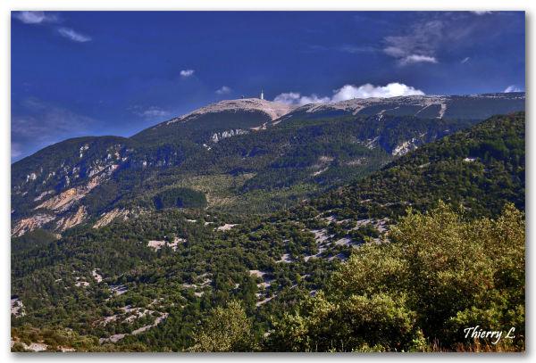 Le géant de Provence