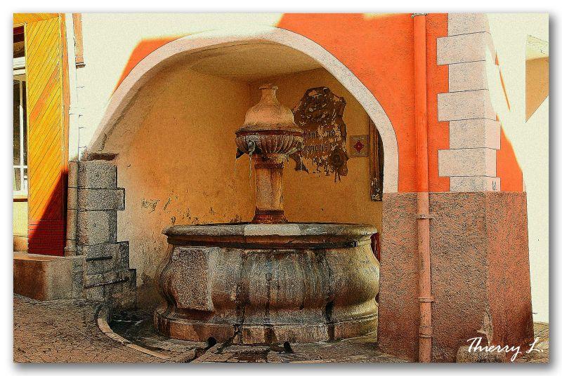 La fontaine des soupirs