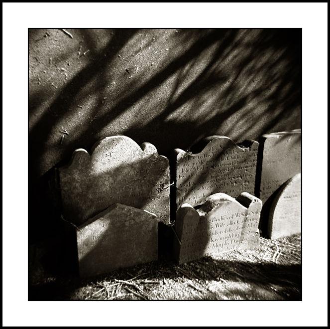 Dublin Graveyard