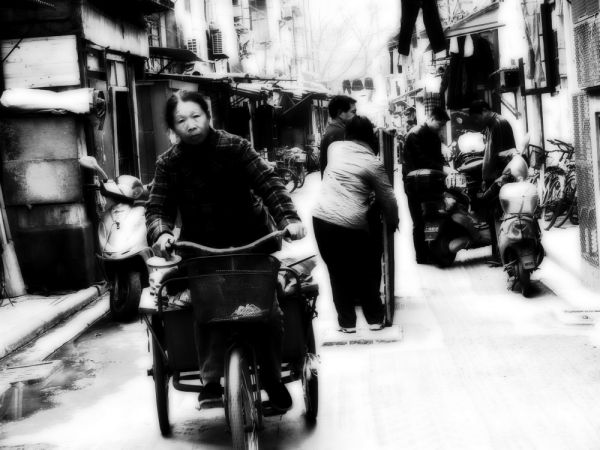 Shanghai, Old Town