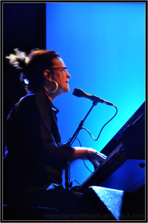 "Patricia Barber - ""Mardi Jazz"" - Lagny (France)"