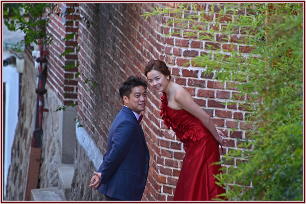 Newly Wed in Seoul