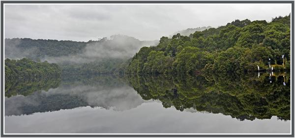 Early Morning Corrina, Tasmania