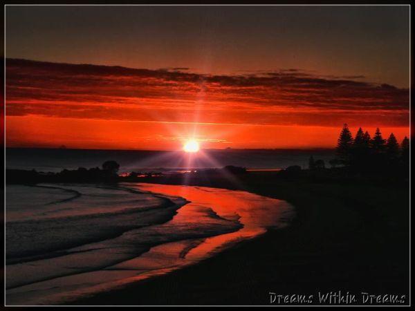 sunrise mt maunganui new zealand