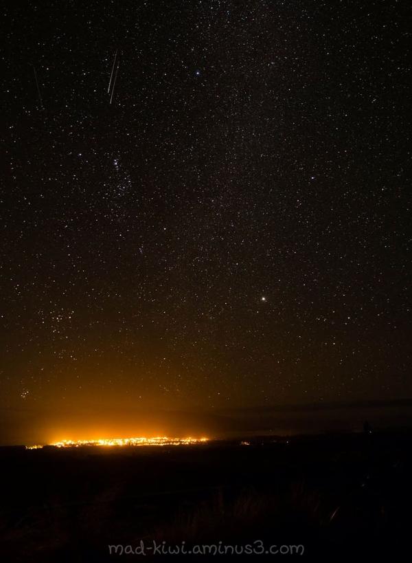 Te Anau Night Sky