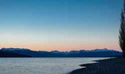 Te Anau Sunset III