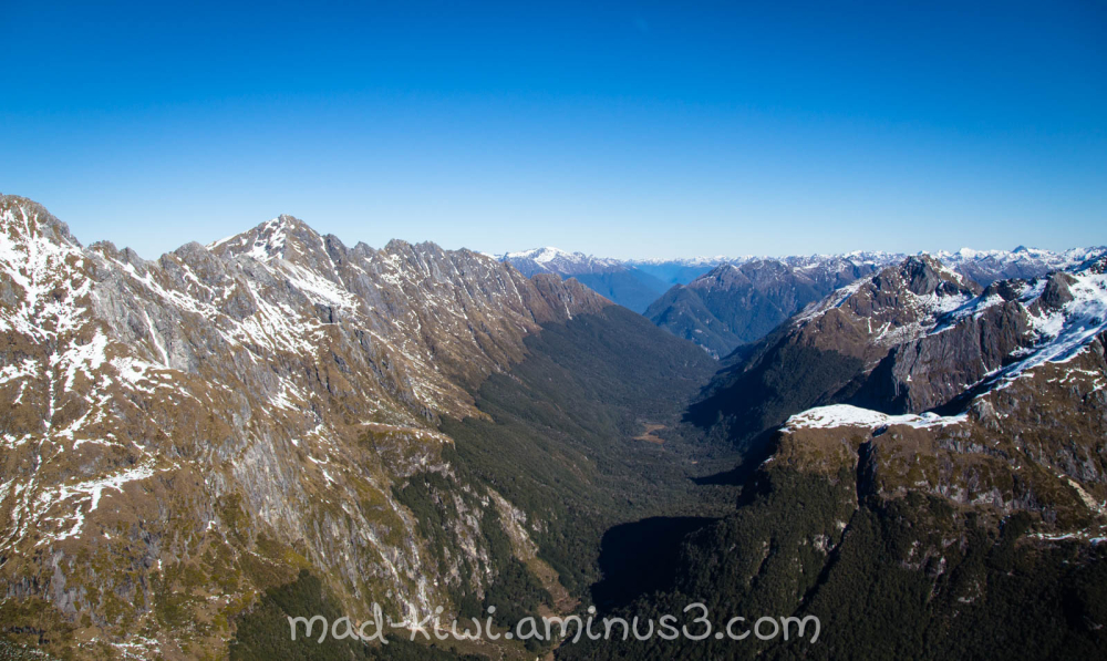 Fiordland Valleys