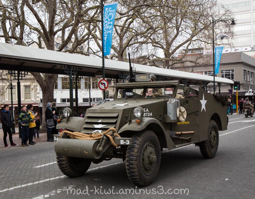 WWI City Parade VII