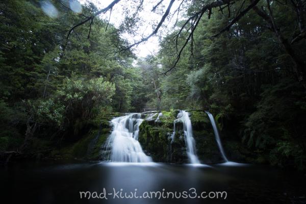 Boyd Creek Waterfall III