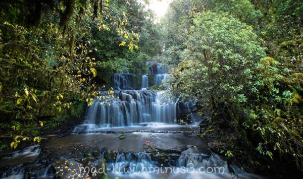 Purakaunui Falls I