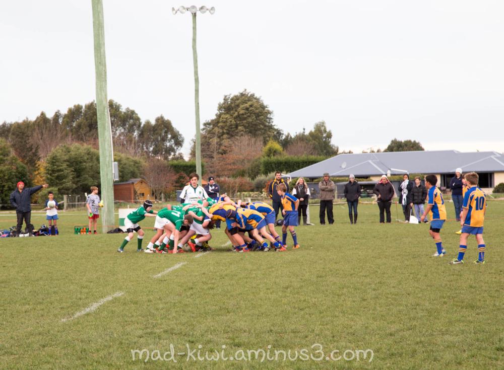 Rugby III