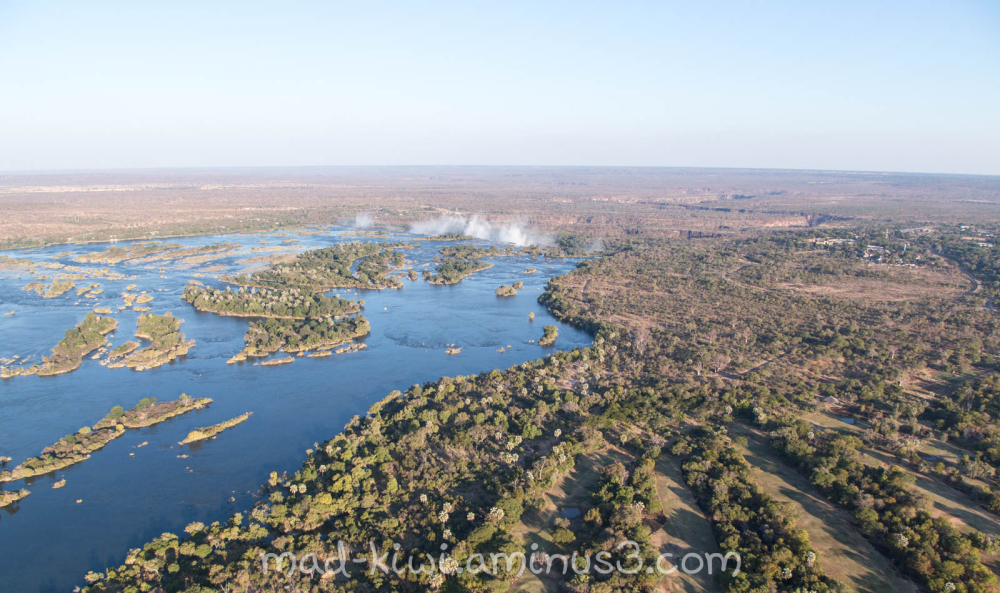 Victoria Falls Helicopter Flight III
