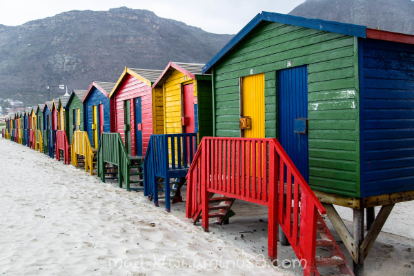 Beach Boxes II