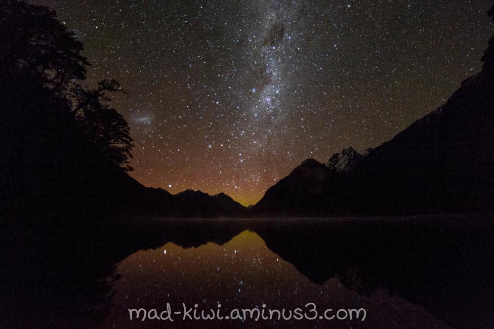 Lake Gunn Night Sky III