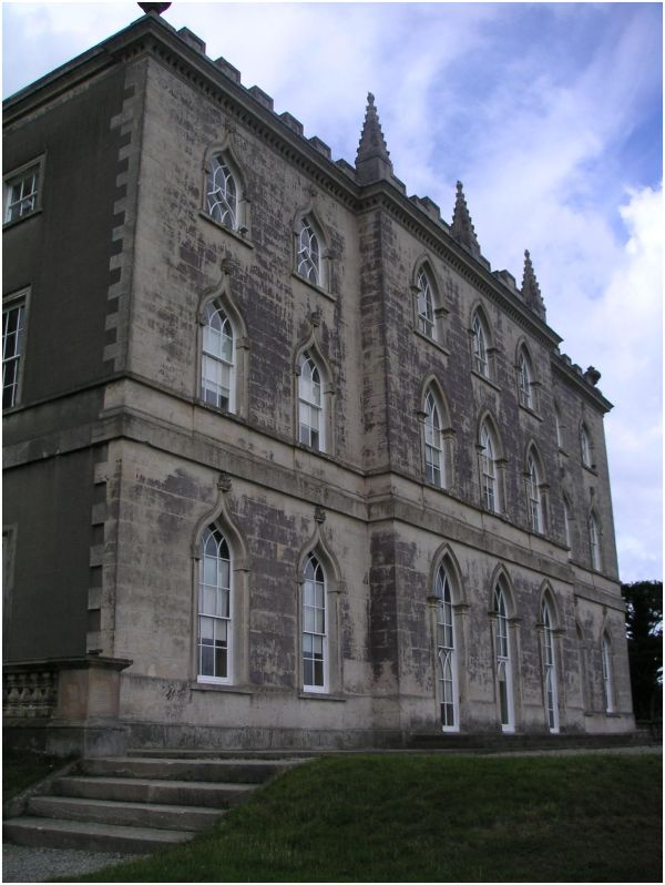 Castle Ward House - Irlande du Nord